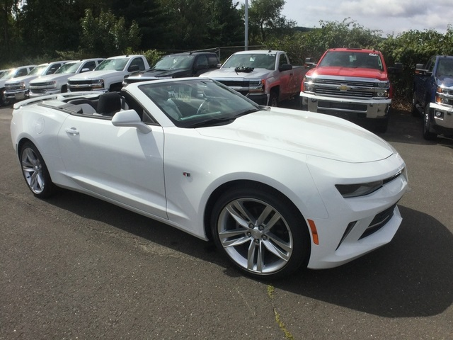 new 2017 chevrolet camaro 2lt 2d convertible in waterbury. Black Bedroom Furniture Sets. Home Design Ideas