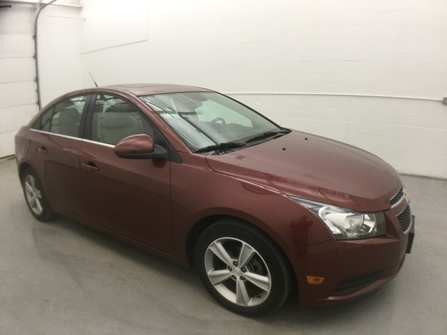 pre owned 2013 chevrolet cruze 2lt 4d sedan in waterbury. Black Bedroom Furniture Sets. Home Design Ideas